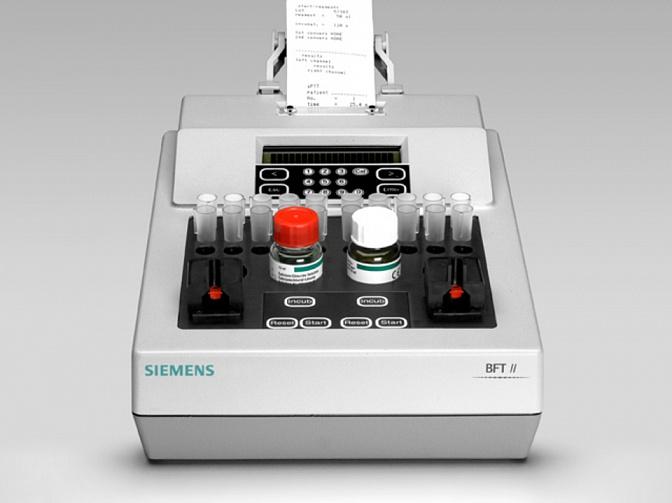Анализатор гемостаза полуавтоматический: BFT II