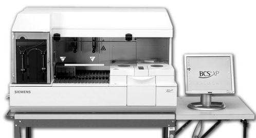 Анализатор гемостаза автоматический: BCS XP